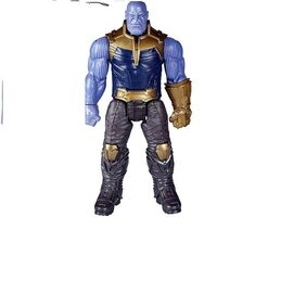 SHRIBOSSJI THANOS Avengers Infinity War Action Figure With Light Effects And Sounds (Multicolor)