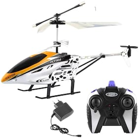 SHRIBOSSJIHx713 Helicoter Remote Control Toy Flying Helicopter Rechargeable Toy For Kids