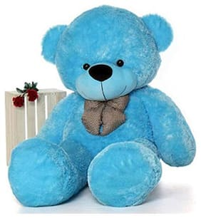 Shruti Blue Teddy Bear - 90 cm , 1 pc