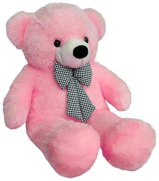 Shruti Pink Teddy Bear - 90 cm , 1 pc