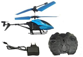 SILVOSWAN Remote Helicopter for Kids (Multicolor)