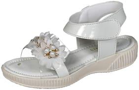 SIM STYLE White Girls Slippers