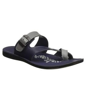 SIM STYLE Blue Boys Slippers