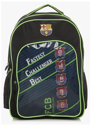 Simba 16 Inches Dark Green Children's Backpack (bts-2025)