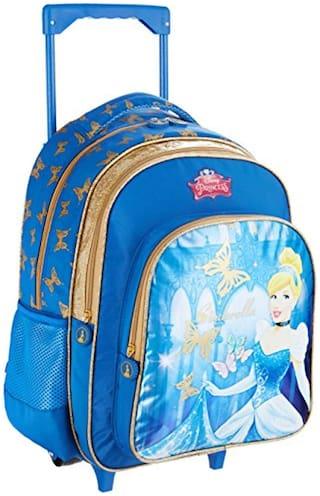 Simba 16 Inches Dark Blue Children's Backpack (bts-2051)