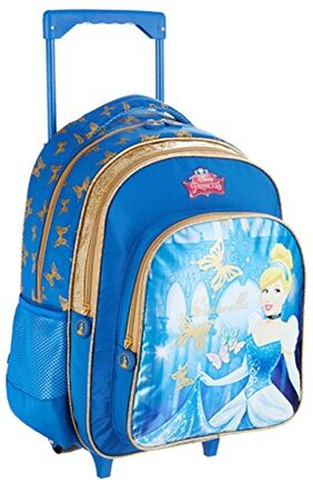 Simba 16 Inches Dark Blue Children's Backpack (bts-2051)