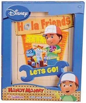 Simba Handy Manny Puzzle 25x20cm (16 Parts)