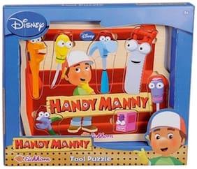 Simba Handy Manny Tool Puzzle (30x25cm)
