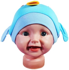Netboys Boy Cotton Cap - Blue