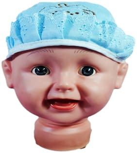FAVINO Boy Cotton Cap - Blue