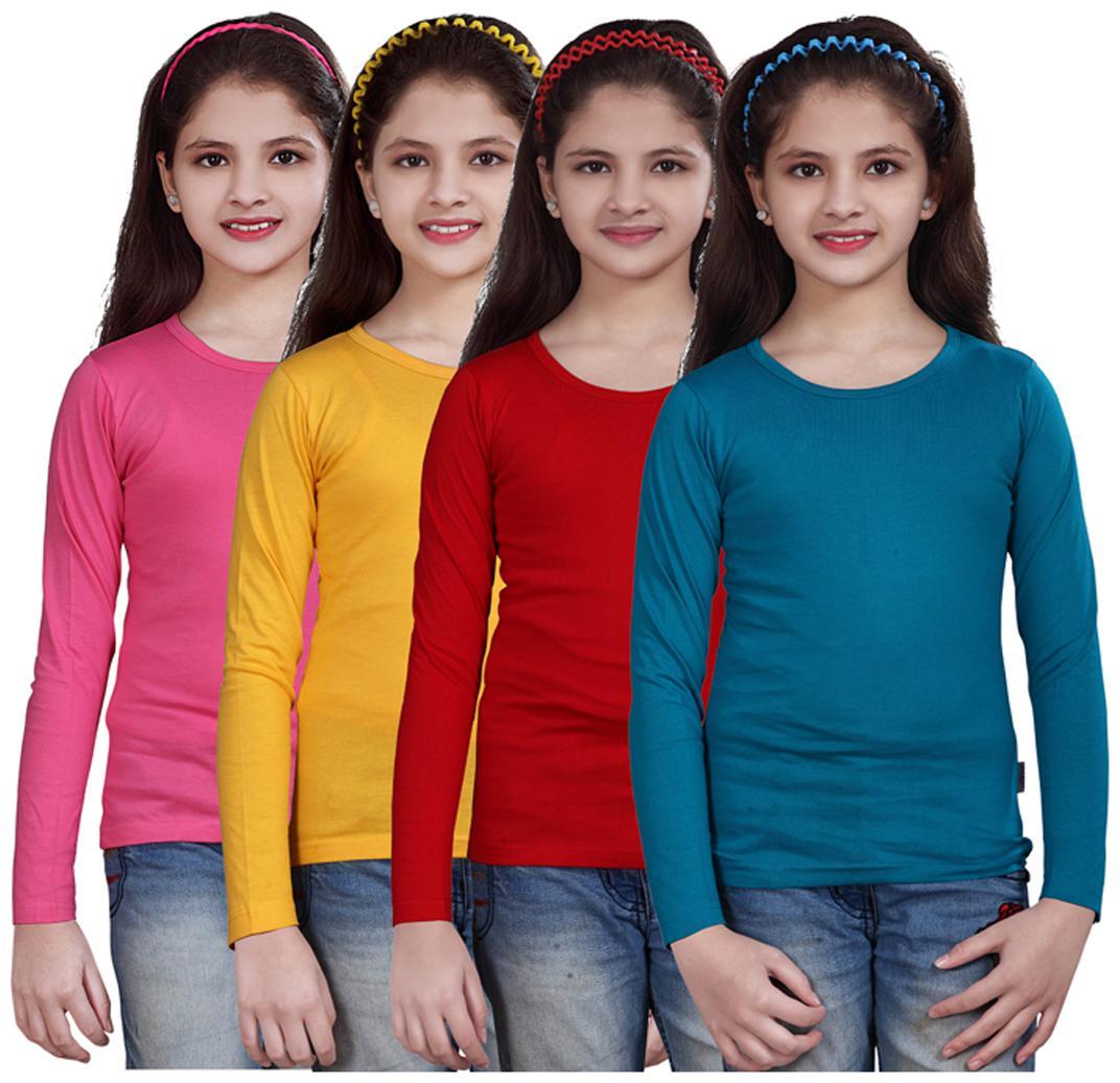 Sinimini Casual Girls Top