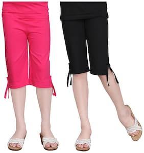 Multi Capri Shorts