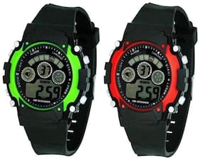 Sk combo 7Light Digital watch for kids (Also best for gifting) Watch
