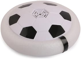 Skee Indoor Football Sport Toys The Ultimate Soccer Game, with Multi Lighting Feature -Magic Hover Football Toy Indoor Play Game Best Toy for Kids