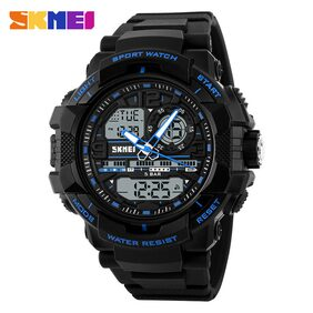 Skmei Original 1164 Blue Watch