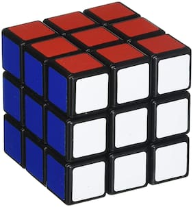 Skylare 3 x 3 Puzzle Printed Magic Puzzle Cube (Multicolor) (Pack Of 1)