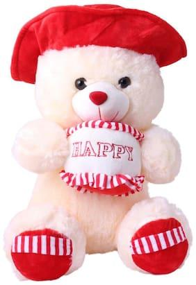 Skylofts Cream Teddy Bear - 50 cm