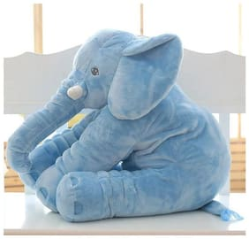 Skylofts Soft Stuffed Animal Elephant Short Plush Doll Cotton Cushion Pillow Cover Toy