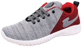 SKYMATE Red Boys Sport shoes