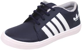 SKYMATE Navy Blue Boys Casual shoes