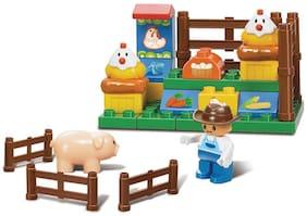 Sluban Happy Farm Educational Toy M38-B6001