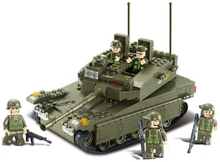 Sluban Tank Toy M38-B0305