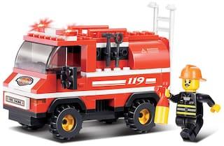 Sluban Fire Truck M38-B0276