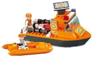 Sluban First Aid Boat M38-B0101