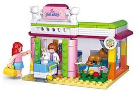 Sluban Pet Shop Building Block Crontsruction Toys For Kids
