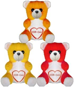 Small Teddy Bear Friends