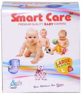 Smart Care Baby Diaper Large 10's Pack