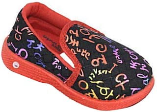 SMARTOTS Red Casual Shoes For Infants