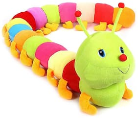 Smile Caterpillar Soft Toy Caterpillar Soft Toy