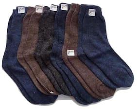 Fablook Boy Wool Socks - Multi