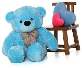 ZYUMA Blue Teddy Bear - 55 cm