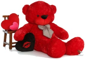 CROCOZILE Red Teddy Bear - 85 cm