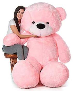 CROCOZILE Pink Teddy Bear - 90 cm
