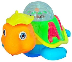 Softa Baby Turtle Toy Battery Operated With 3D Dream Lighting