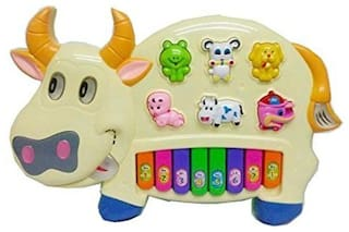 Softa Bulfyss AndAlso Pianism Funny Musical Cow Piano