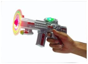 Space gun with Music and Light By Signomark.