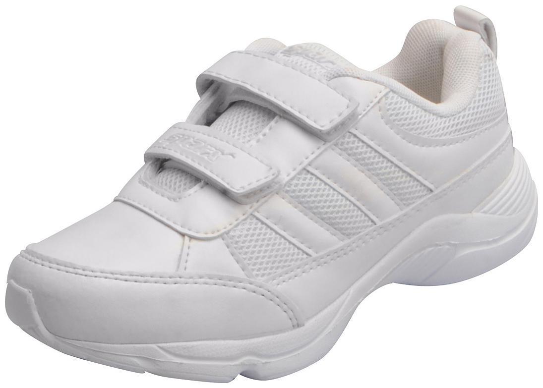 Buy Sparx White Boys School Shoes