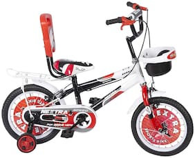 Speed bird cycle industries 14-T Nextra with Back Carrier Baby Bicycle for Boys and Girls