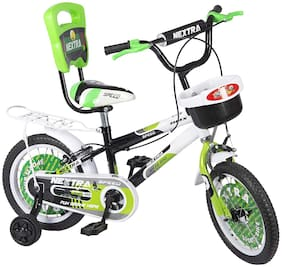 Speed bird cycle industries 14-T NEXTRA with Back Carrier Kid Bicycle Baby Cycle for Boys and Girls