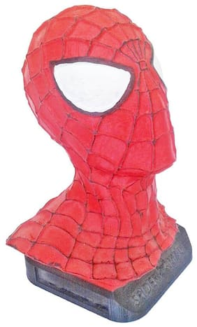 Spider Man bust showpiece toy, Marvel Avengers, end game super hero spiderman for kids room decor