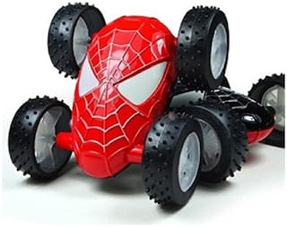 Spiderman Dual Sided Car Set of 1