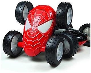 Spiderman Dual Sided Car Set of 1