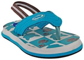 Beanz Boys Multi Slippers & Flip Flops