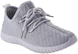 Enso Grey Boys Sport shoes