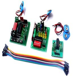 SR RoboticsRF Wireless Module Complete kit With Motor Driver And Jumper Wire