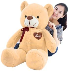 Tickles Brown Teddy Bear - 51 cm , 1 teddy